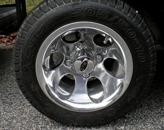 10 inch golf cart wheels