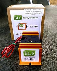 golf cart battery life extender