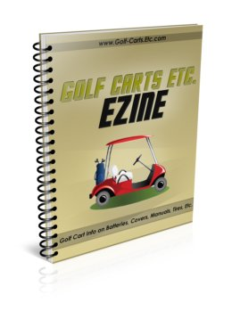 golf cart news, golf cart world, golf cart newsletter