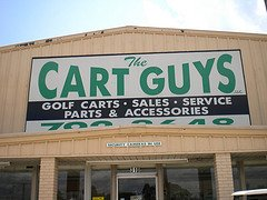 used golf cart dealers