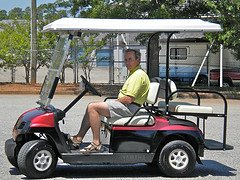 used golf cart prices