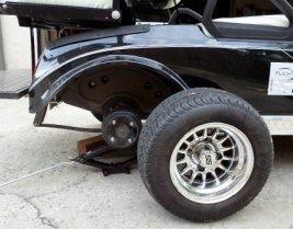 golf cart tire care