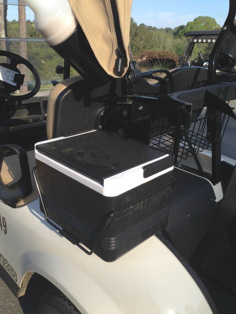 golf cart cooler