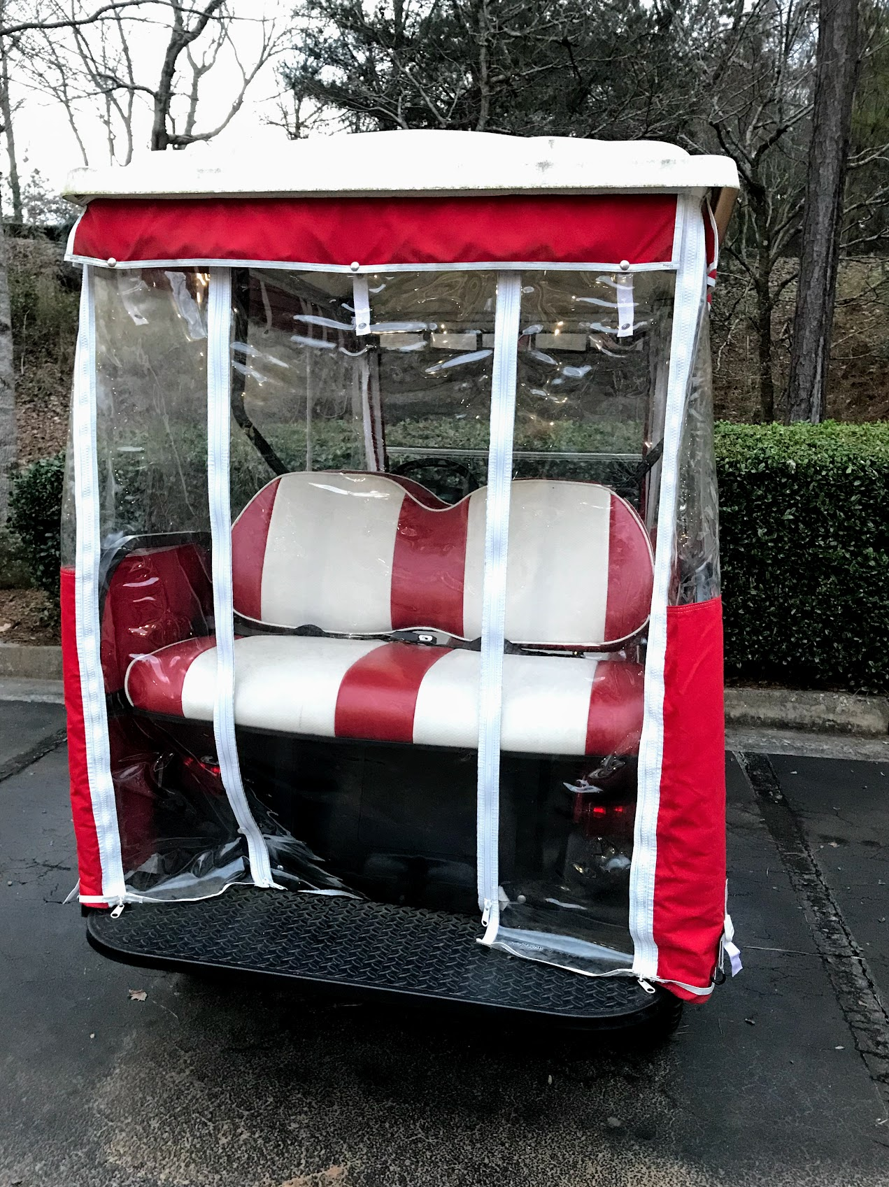 guide to golf cart enclosures