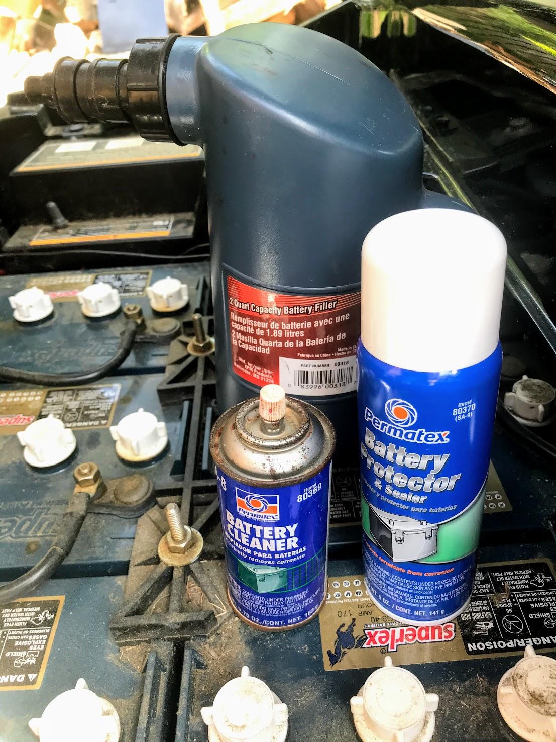 golf cart battery maintenance tips
