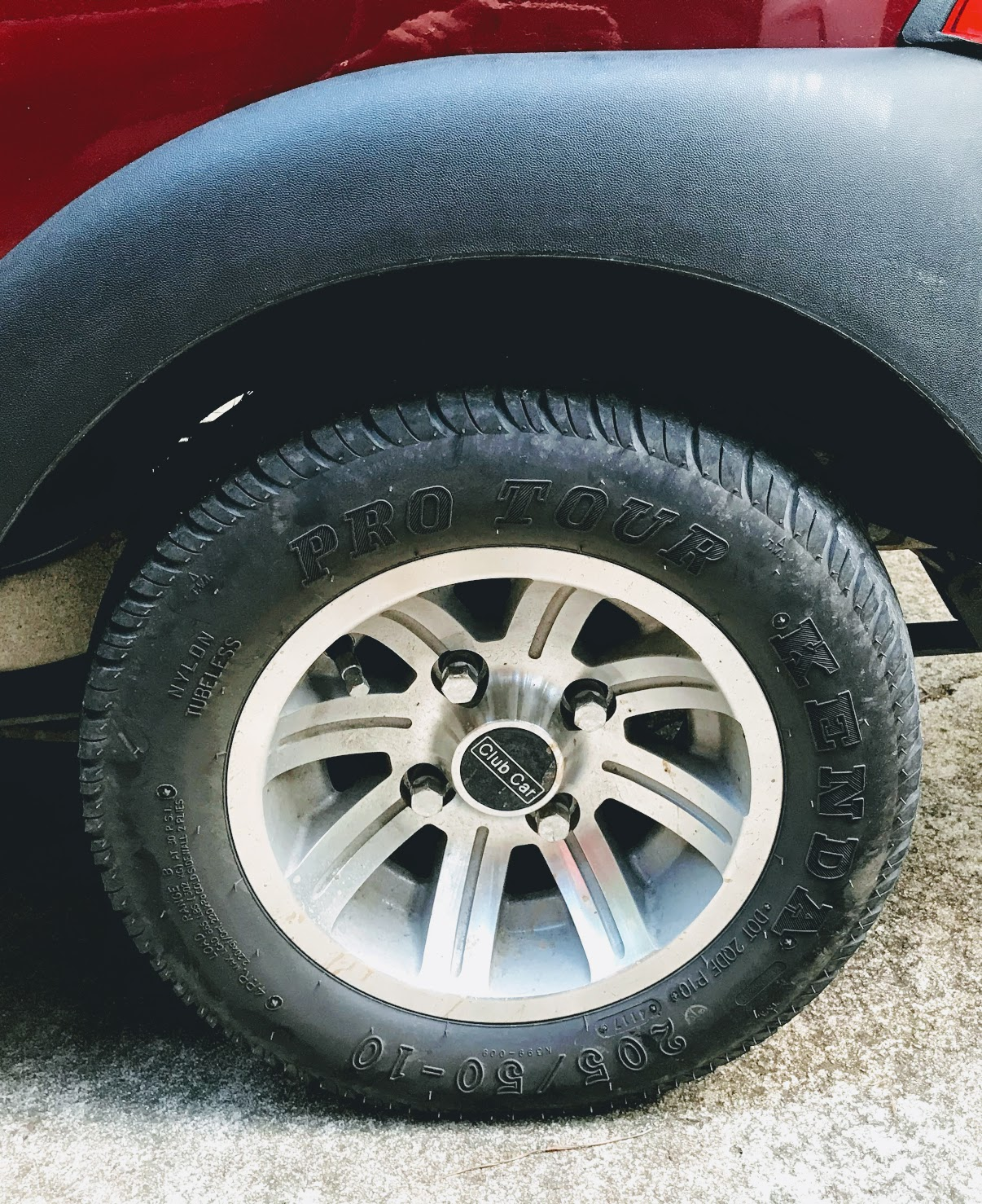 guide to golf cart tires