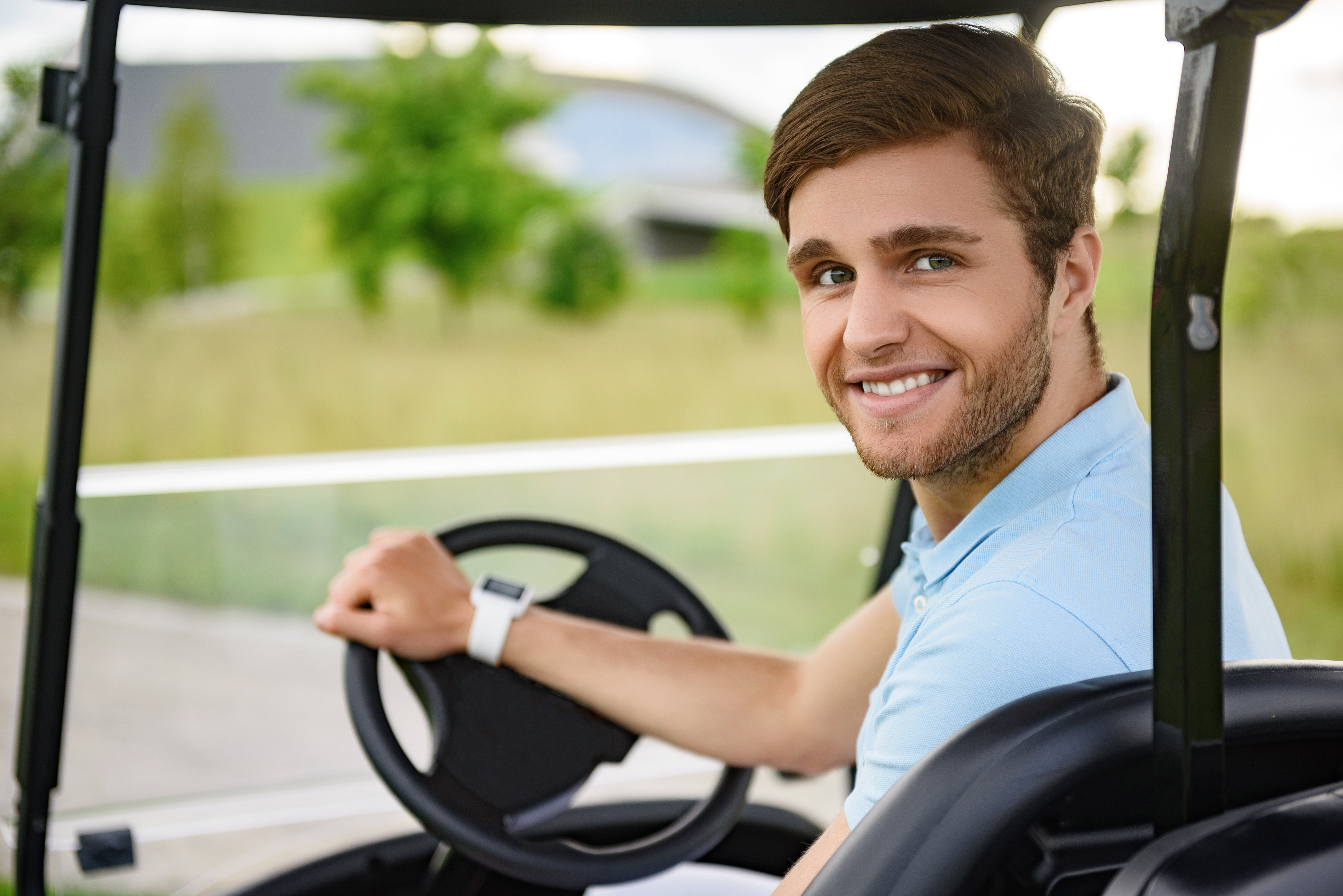 golf cart safety practices