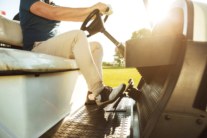 golf cart safety reminders