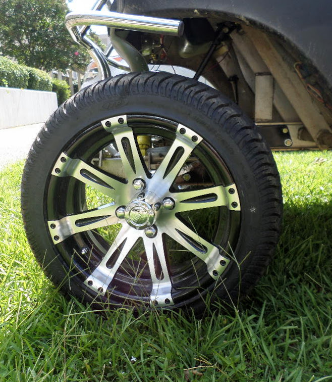 golf cart rims