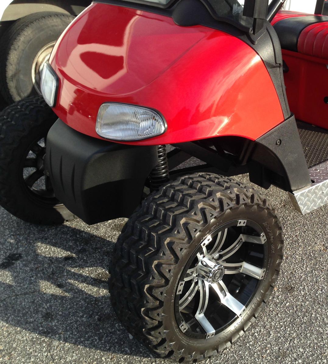 ez go golf cart accessories