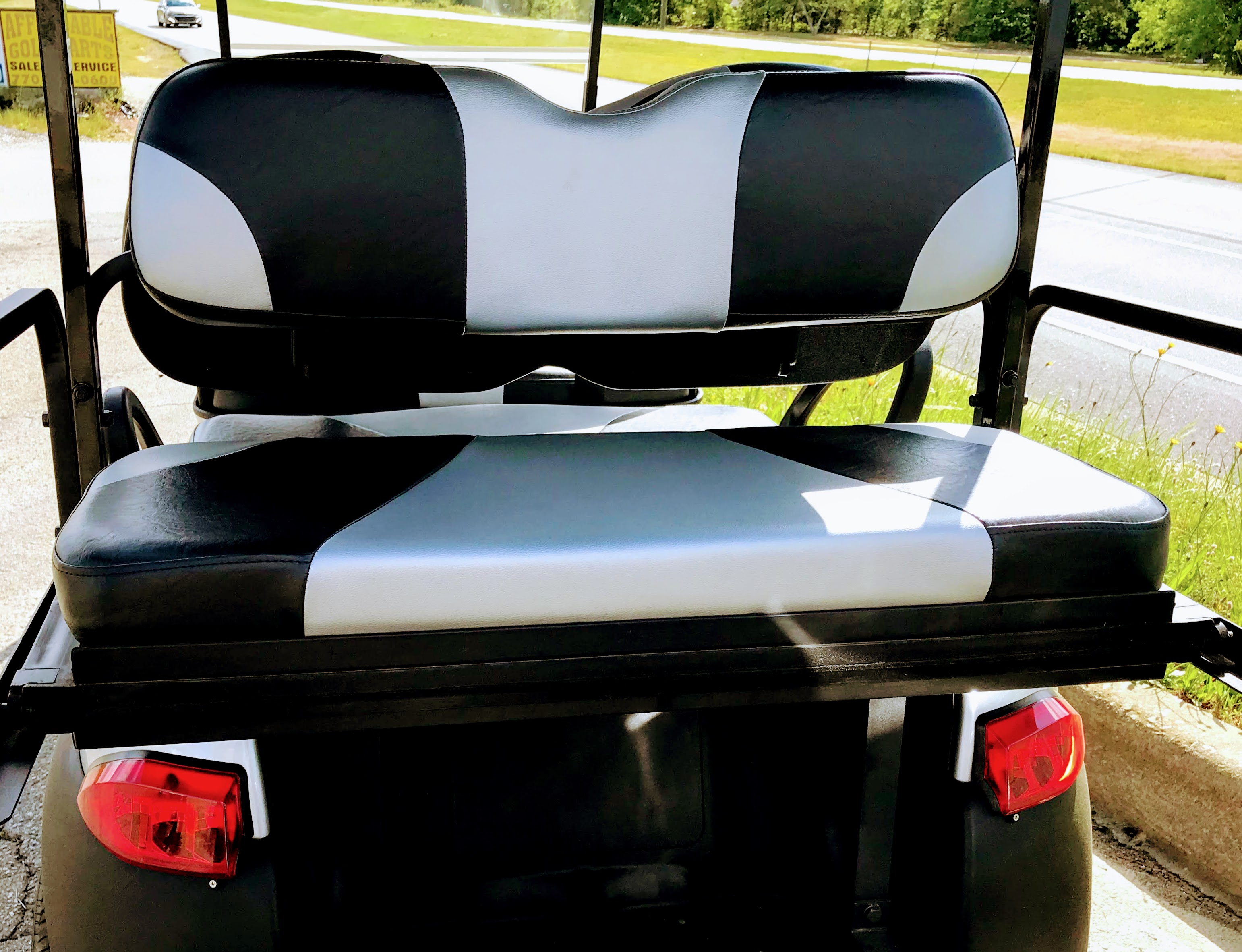 Club Car Precedent Seat Covers
