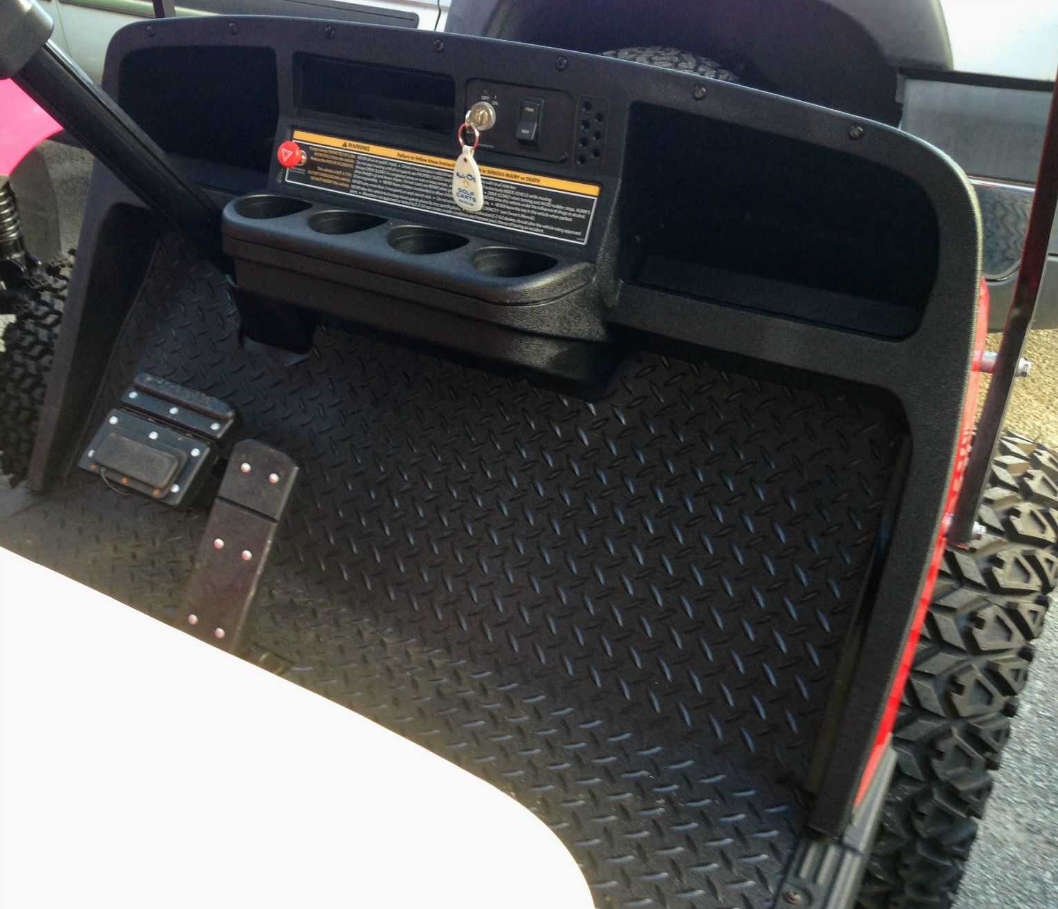 golf cart floor mats