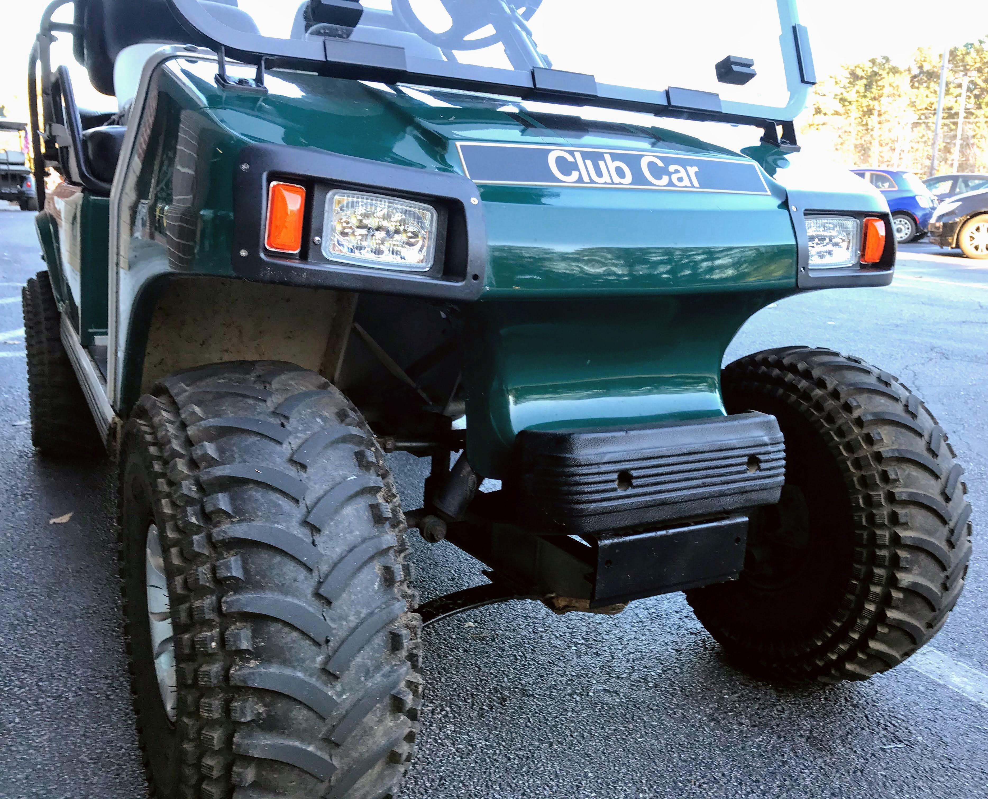 club car ds lift kit