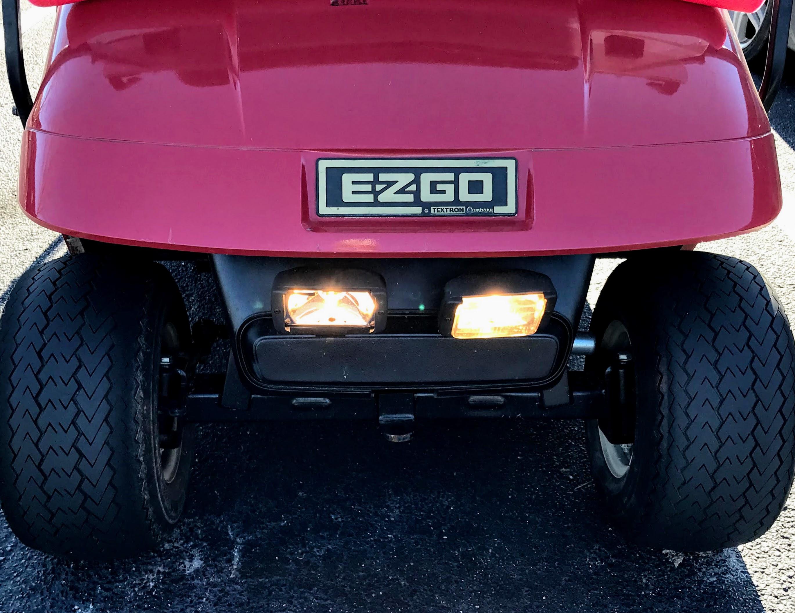 universal golf cart headlights