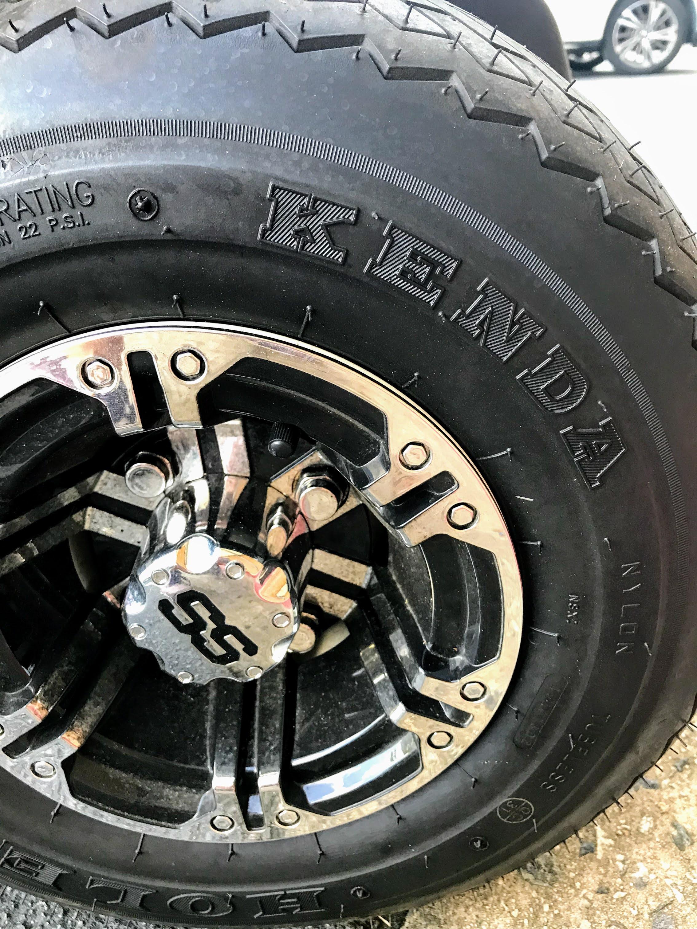 Kenda golf cart tire