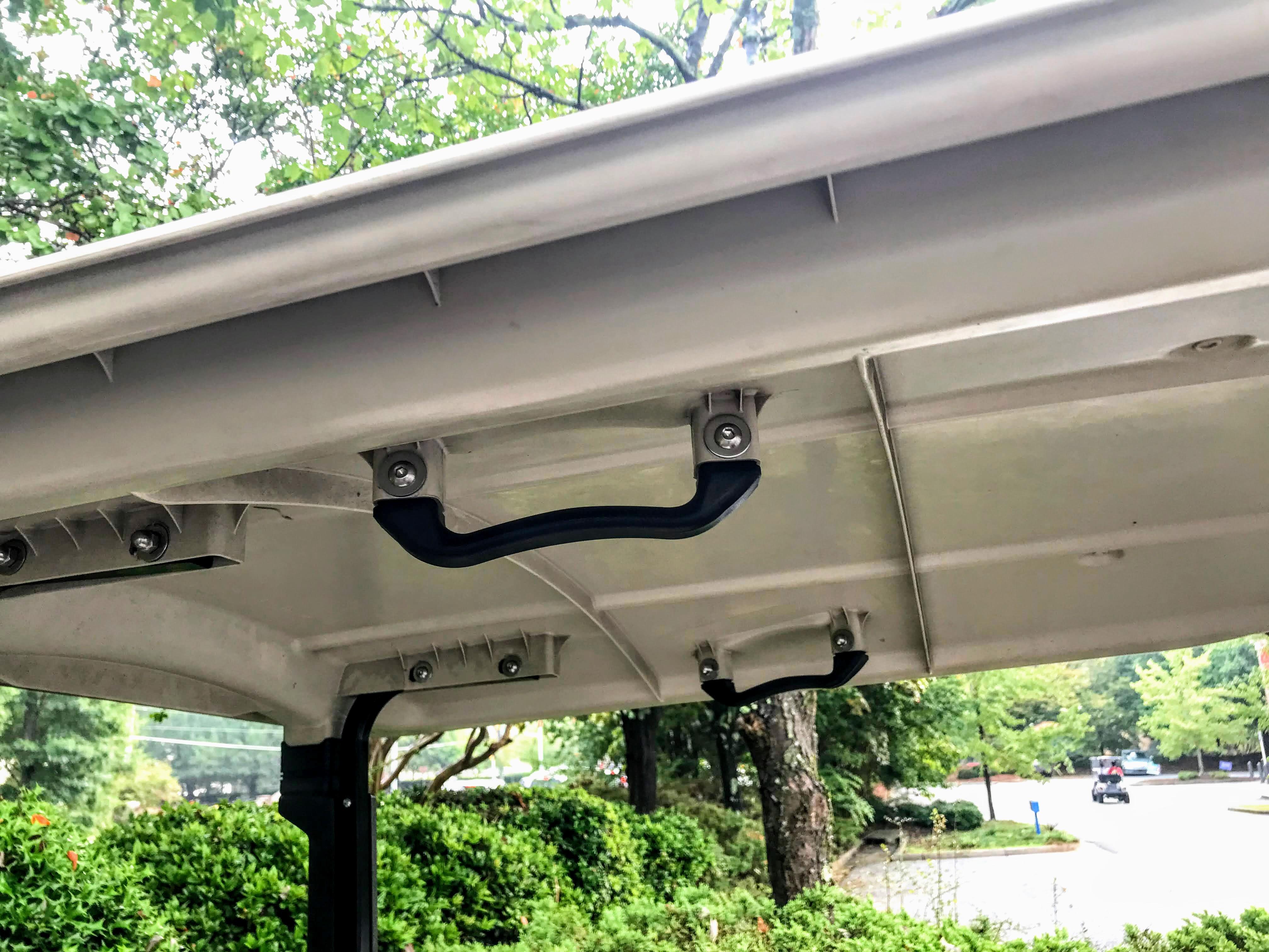 golf cart roof handles