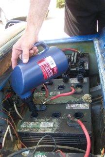 6v golf cart battery