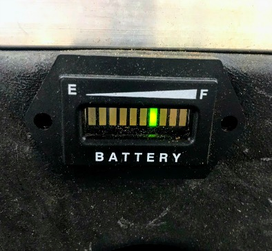 golf cart battery charging