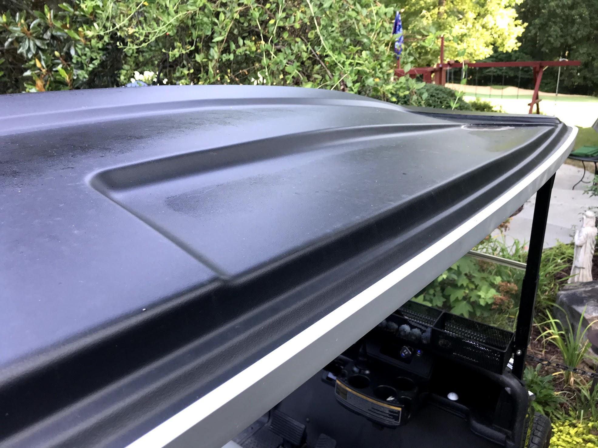 golf cart roof