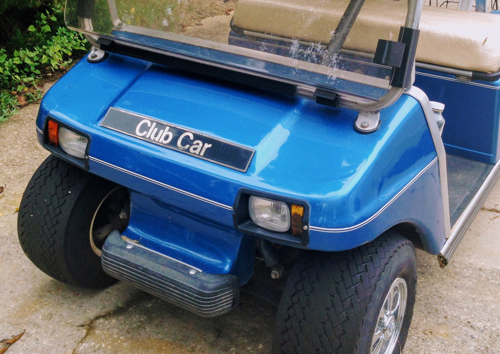 Club Car DS body