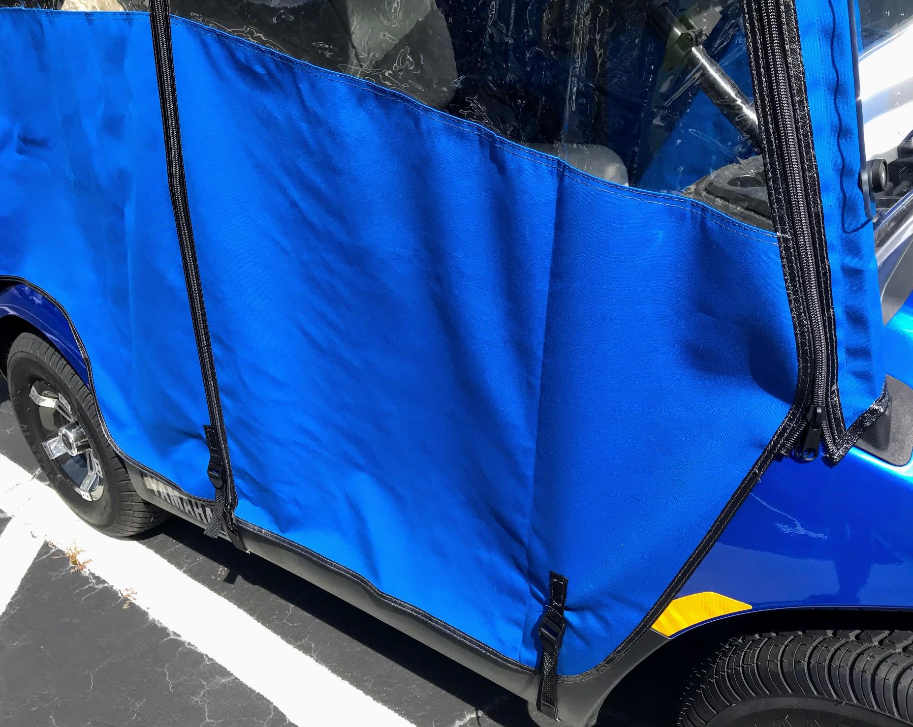 Yamaha golf cart enclosures