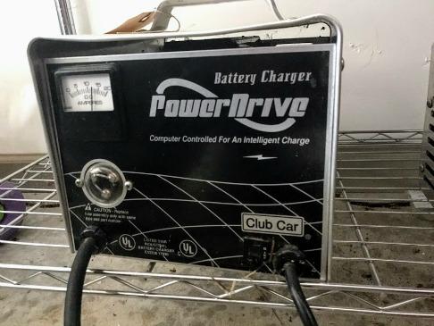 charging deep cycle batteries