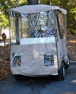 golf cart enclosure reviews
