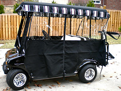 club car golf cart cover