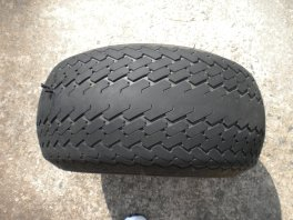 golf cart tire tread