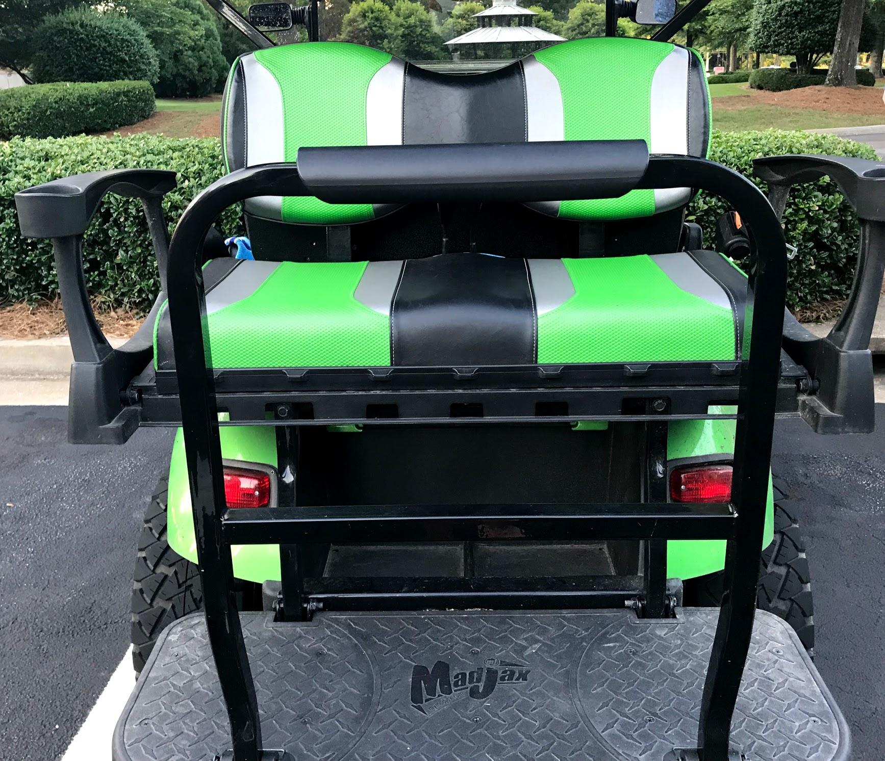 golf cart rear seat
