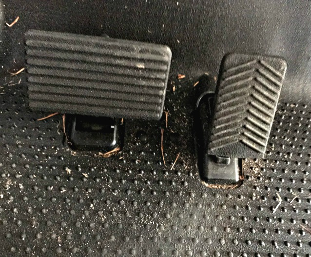 ez go golf cart dual braking system
