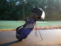 golf club rain cover