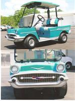 custom golf cart body