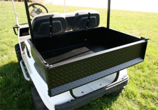 golf cart cargo box