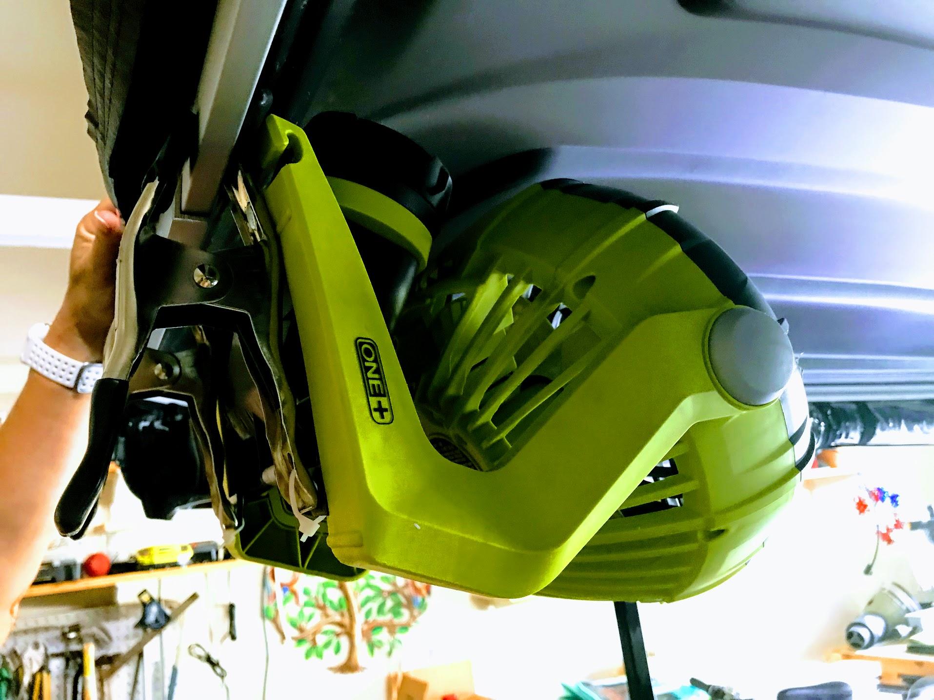 golf cart fan