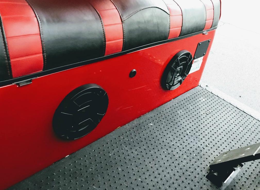 marine grade speakers