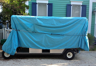 golf cart storage covers
