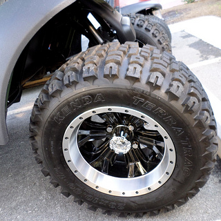 golf cart tires and wheels