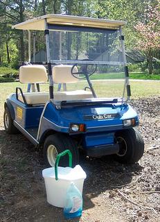 golf cart windshield