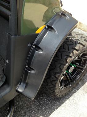 customized golf carts