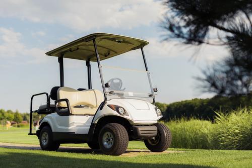 electric vs gas golf cart