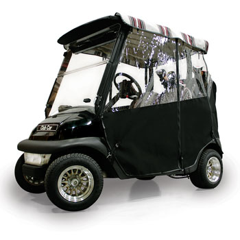 sunbrella golf cart enclosure