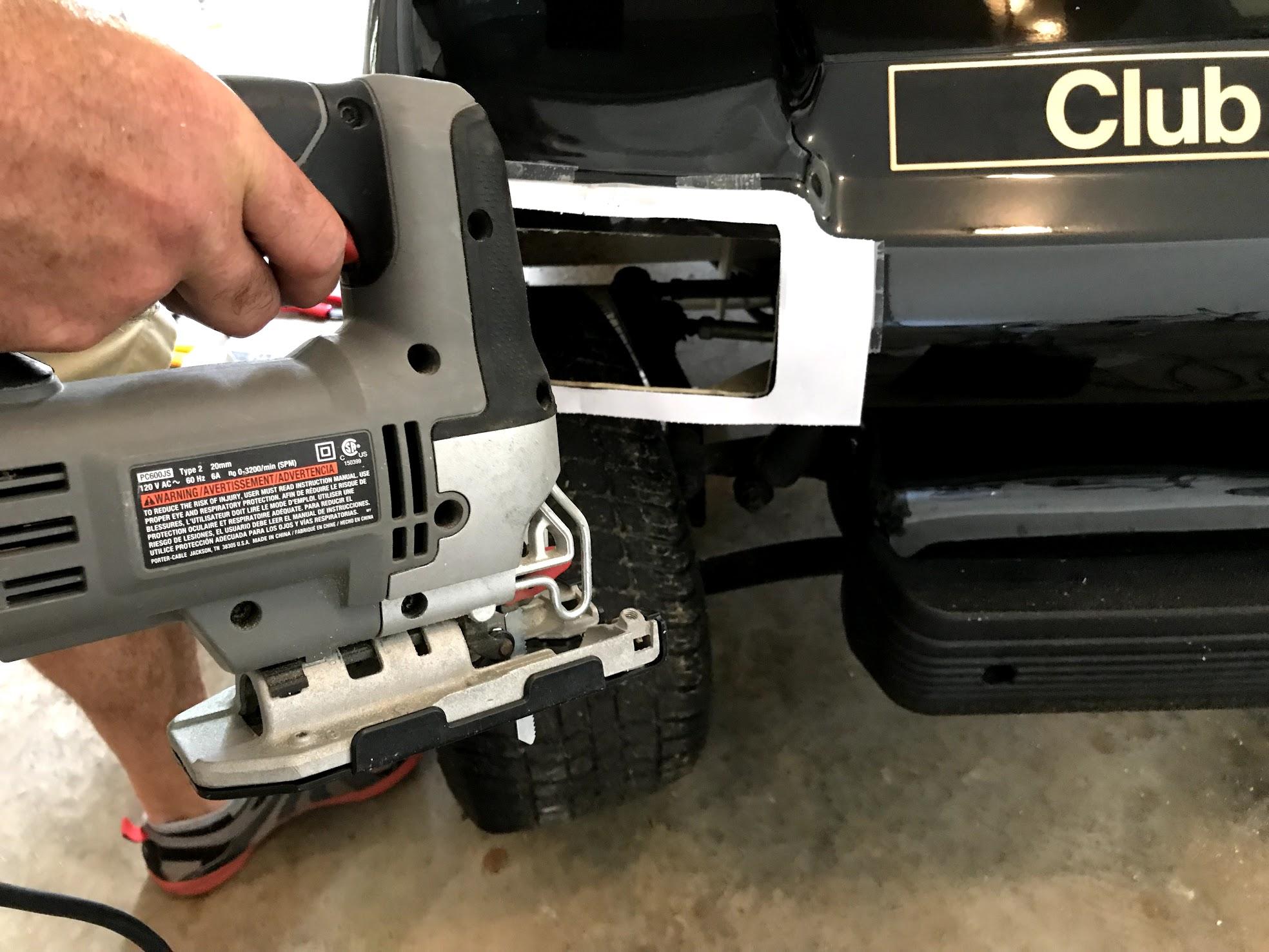 club car ds light kit