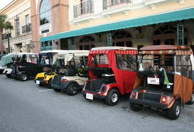 golf cart communities