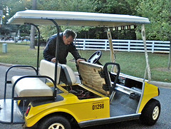 Used Club Car Golf Cart - The Golf Cart I've Always Bought