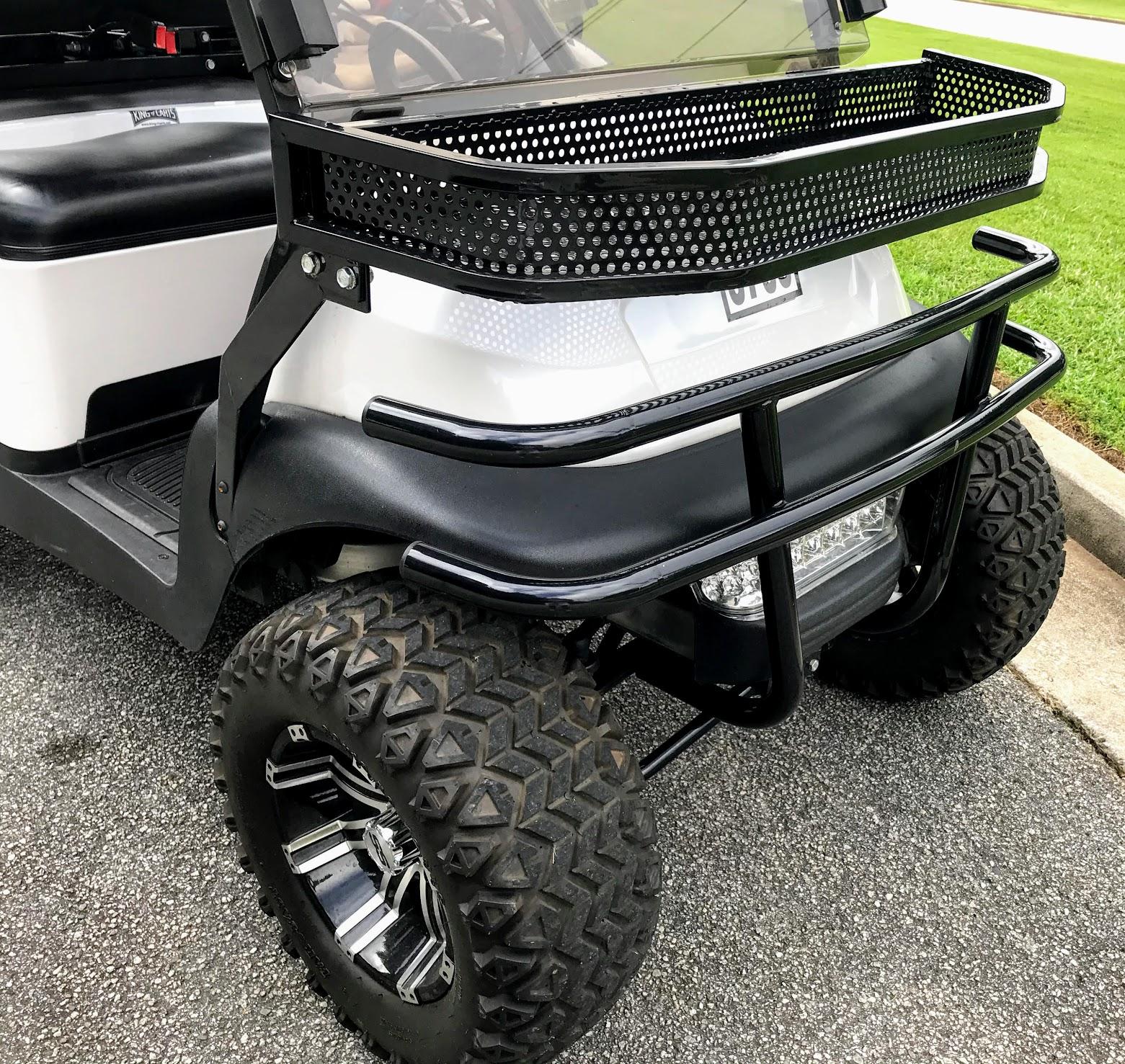 golf cart storage basket