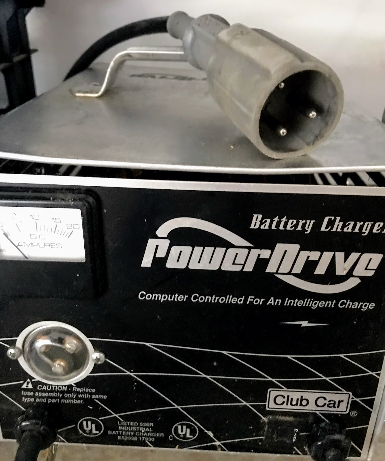 club car battery charger
