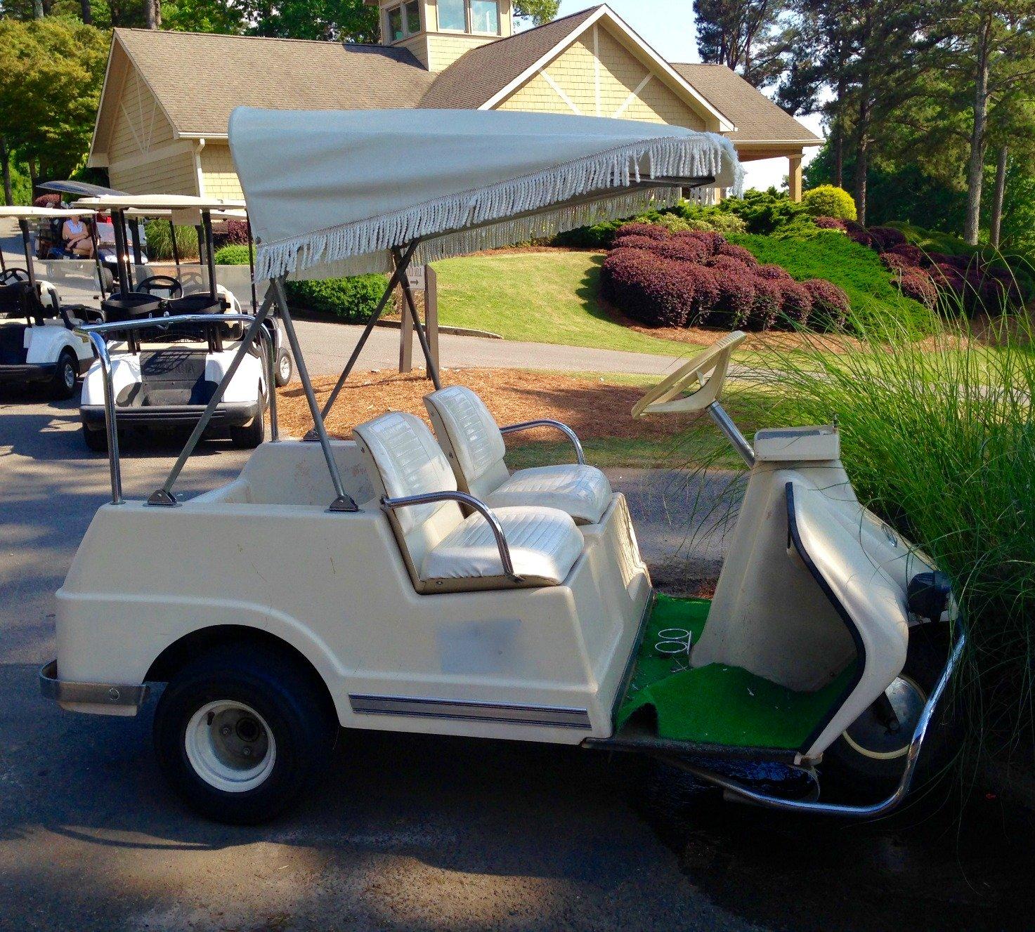 Carros De Golf Manuales - Unifeed.club on