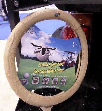 golf cart steering wheel cover