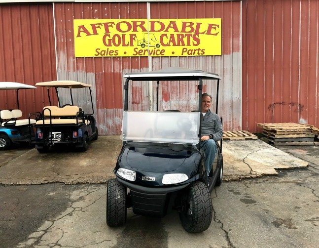 refurbished golf carts